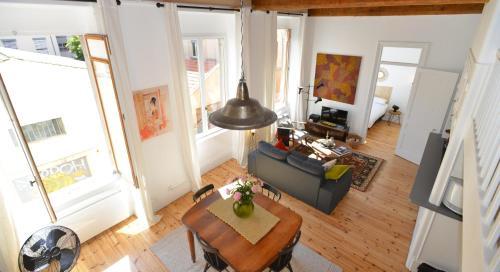 Appart' Sainte Clotilde : Apartment near Lyon 9e Arrondissement