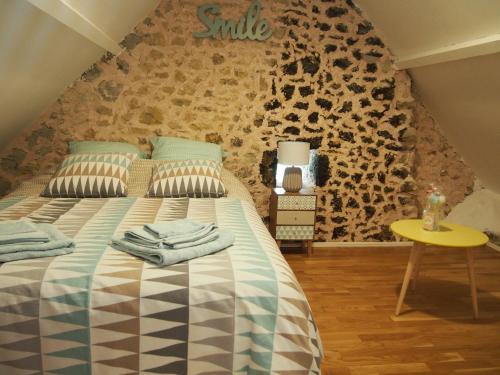 Petit gite a deux pas de l'etang : Guest accommodation near Saint-Cyr-la-Rosière