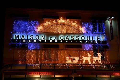 Maison du Cassoulet : Hotel near Pech-Luna