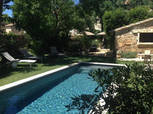 Maison des Baux Arts : Guest accommodation near Maussane-les-Alpilles