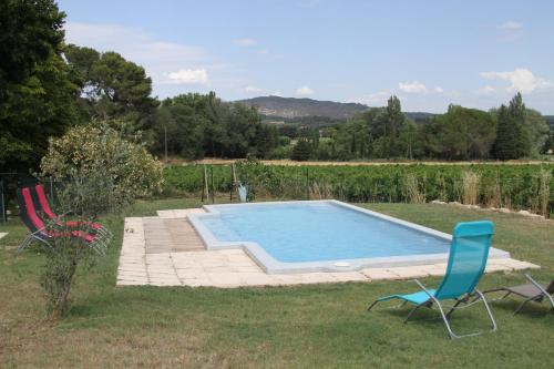 Bastide D'Ema : Guest accommodation near Vernègues