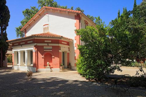 Domaine Castell de Blés : Bed and Breakfast near Ortaffa