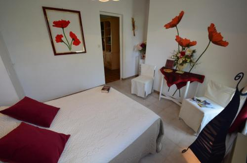 Les Sarrières : Bed and Breakfast near Peypin-d'Aigues
