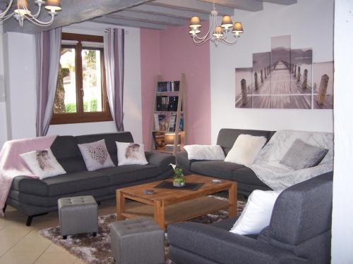 Grandeur Nature : Guest accommodation near Faverolles