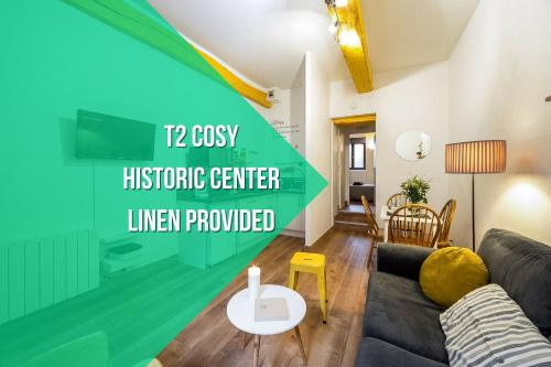 Appart Cosy Hyper Centre : Apartment near Theix