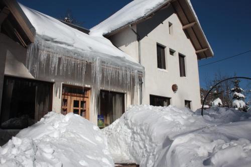 Les ateliers du Cucheron : Guest accommodation near Merlas