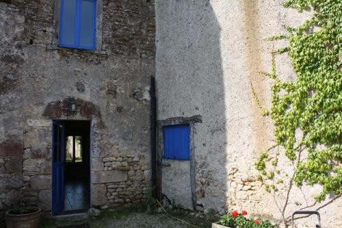 La Faye : Bed and Breakfast near Lussac-les-Châteaux