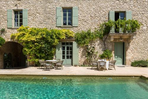 Le Mas de la Chapelle : Bed and Breakfast near Collorgues