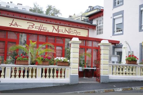 La Belle Meuniere : Hotel near Saint-Amant-Tallende