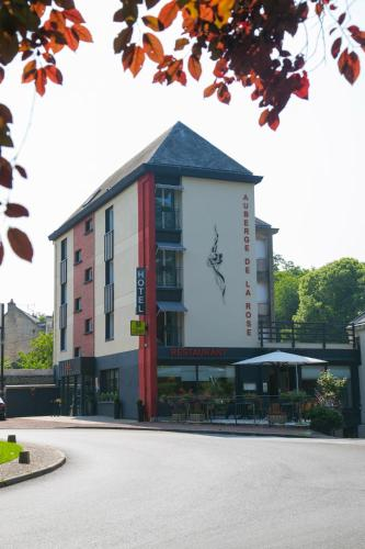 Logis Auberge de la Rose : Hotel near Montreuil-Bellay