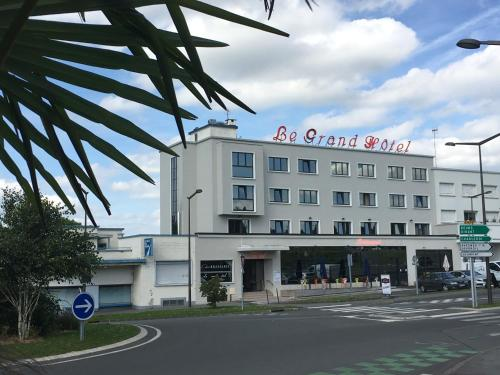 Le Grand Hotel : Hotel near Feignies