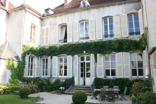 B&B Le Jardin de Carco : Bed and Breakfast near Chemin-d'Aisey
