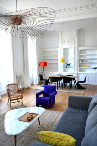 7 Hotel Particulier : Apartment near Le Passage