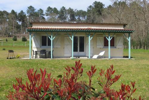 Gîte à l orée des bois : Guest accommodation near Sauméjan
