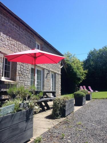 Holiday home La Ransonniere de Bas : Guest accommodation near Perriers-en-Beauficel