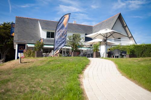 Coté Lac : Hotel near Besné