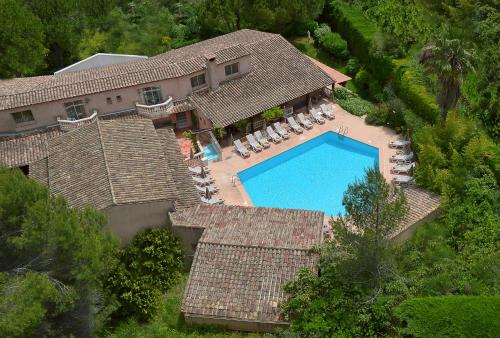 Castel 'Provence : Hotel near Mouans-Sartoux