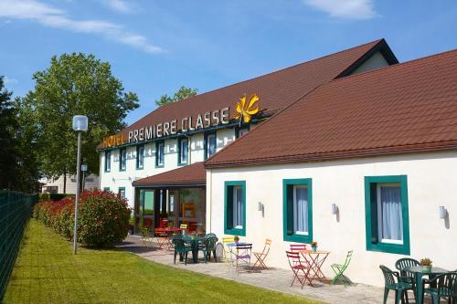 Première Classe Beaune : Hotel near Corgengoux