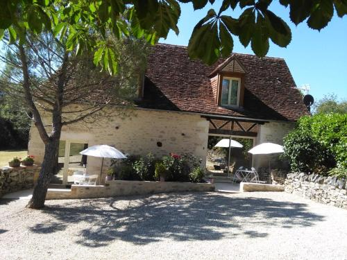 Bergerie de Lagarrigue : Bed and Breakfast near Montvalent