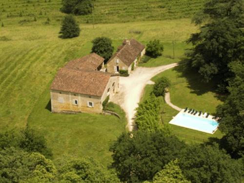 Vakantiehuis Dordogne I : Guest accommodation near Saint-Félix-de-Villadeix