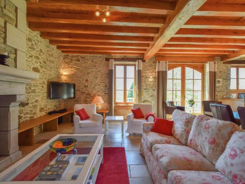 Holiday home Bellevue : Guest accommodation near Salagnac