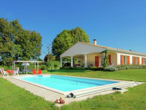 Leonat : Guest accommodation near Orgedeuil