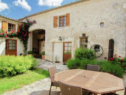 Le Coche : Guest accommodation near Bourg-Charente