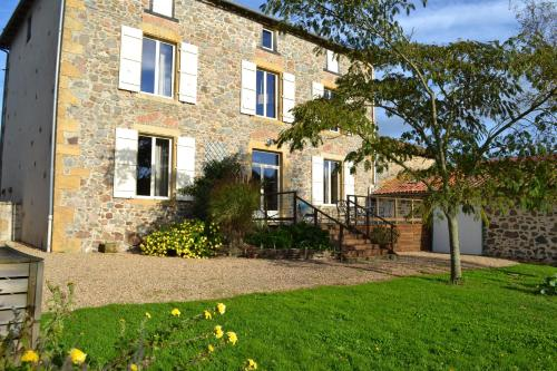 La Maison de Villars : Guest accommodation near Manot