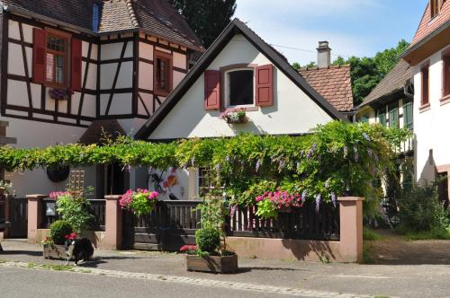Les Tilleuls : Apartment near Wissembourg