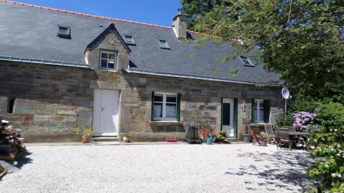Boduic House : Guest accommodation near Cléguérec