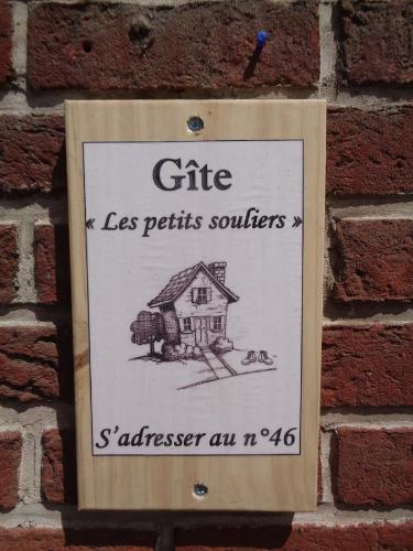Les Petits Souliers : Guest accommodation near Isbergues