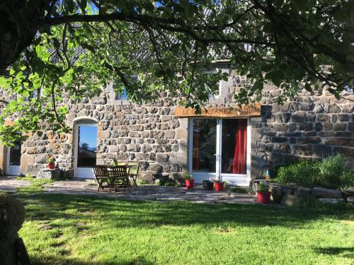 Ciel d'Ardeche : Bed and Breakfast near Péreyres