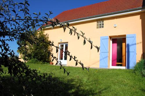 fabyphil : Guest accommodation near Ars-les-Favets