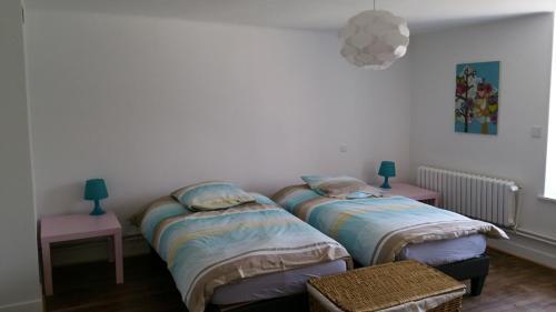 La Héronnière : Guest accommodation near Dommartin-sous-Hans