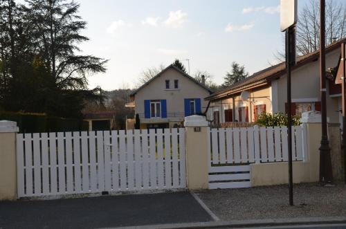 Weckerlin : Guest accommodation near Saint-Vincent-sur-l'Isle