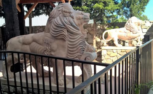 Domaine La Via Regia : Les Maisons : Guest accommodation near Calce