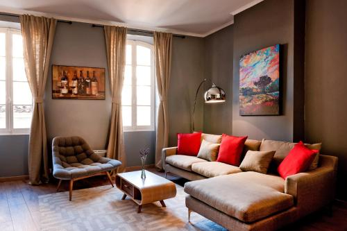 Concept Appart St Emilion : Apartment near Saint-Hippolyte