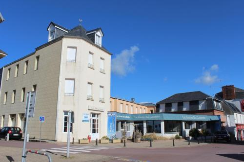 Cap France Le Home du Cotentin : Guest accommodation near Ancteville