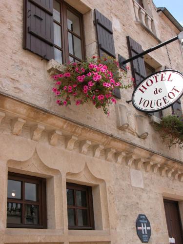 Hotel De Vougeot : Hotel near Morey-Saint-Denis