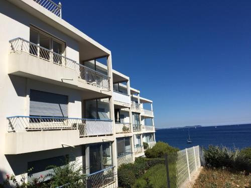Appartement Le Cap : Apartment near Saint-Mandrier-sur-Mer