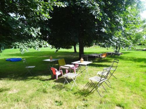 L´Aveneau : Bed and Breakfast near Germond-Rouvre