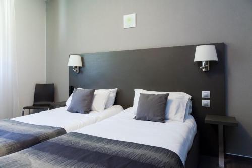 Logis Le Mas De Jossyl : Hotel near La Roque-d'Anthéron