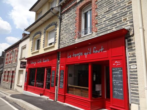 Le temps qu'il faut : Hotel near Retiers