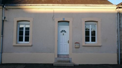 Maison Acacias Le Mans : Guest accommodation near Souligné-Flacé