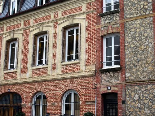 Apartment Maison de ville : Apartment near Deauville
