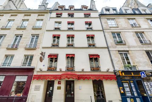 Pavillon Louvre Rivoli : Hotel near Paris 2e Arrondissement