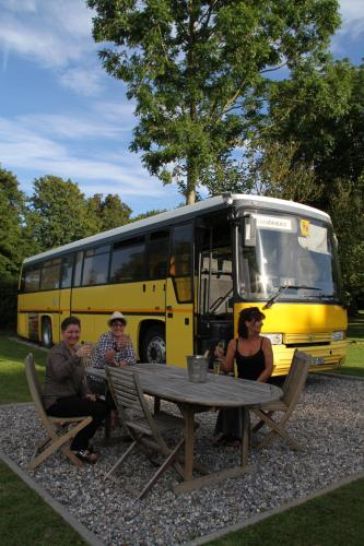 Baie de Somme Bus : Guest accommodation near Blangy-sur-Bresle