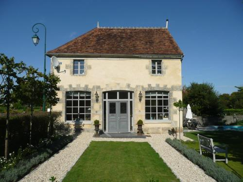 La Forge : Guest accommodation near Sainte-Colombe-sur-Loing