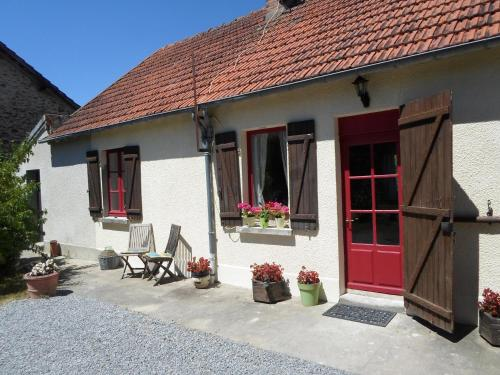Les Deux Sapins : Guest accommodation near Sacierges-Saint-Martin