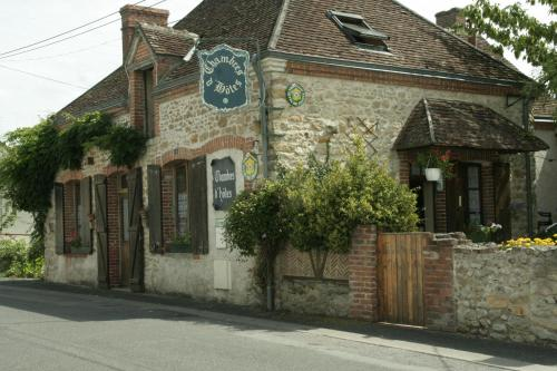 Chambres d'hôtes Châtres-Sur-Cher : Bed and Breakfast near Guilly
